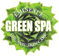 Green Spa Sticker HR