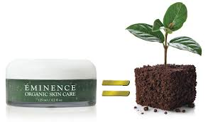 Eminence organic skin care plant a tree